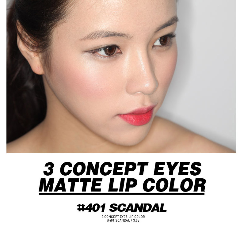 Son 3CE lip color # 401