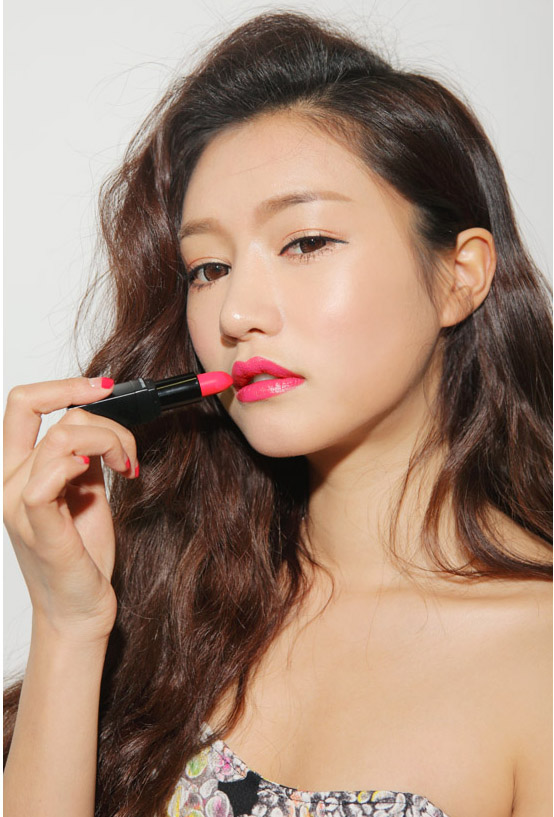 Son 3CE lip color # 408 chu chu6