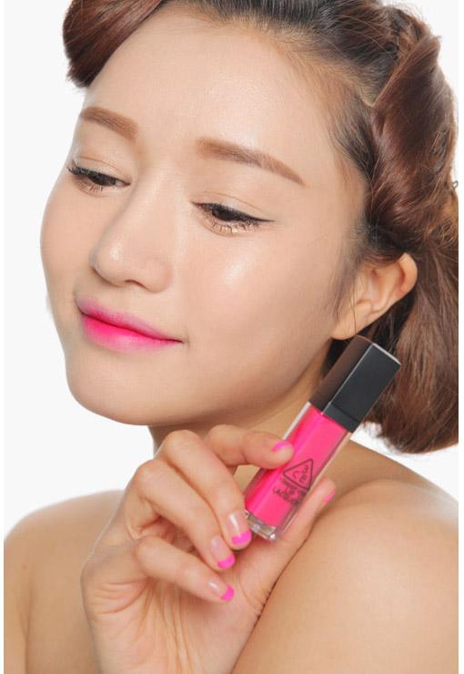 Son 3ce lip lacquer # pink boom