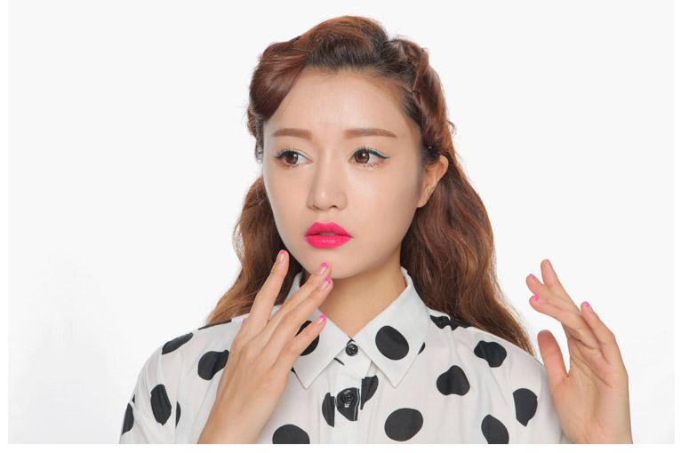 Son 3ce lip lacquer # pink boom2