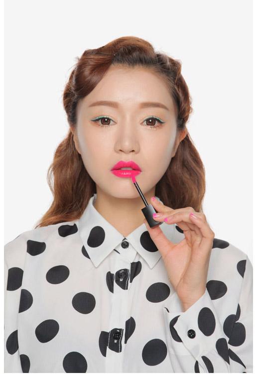 Son 3ce lip lacquer # pink boom3