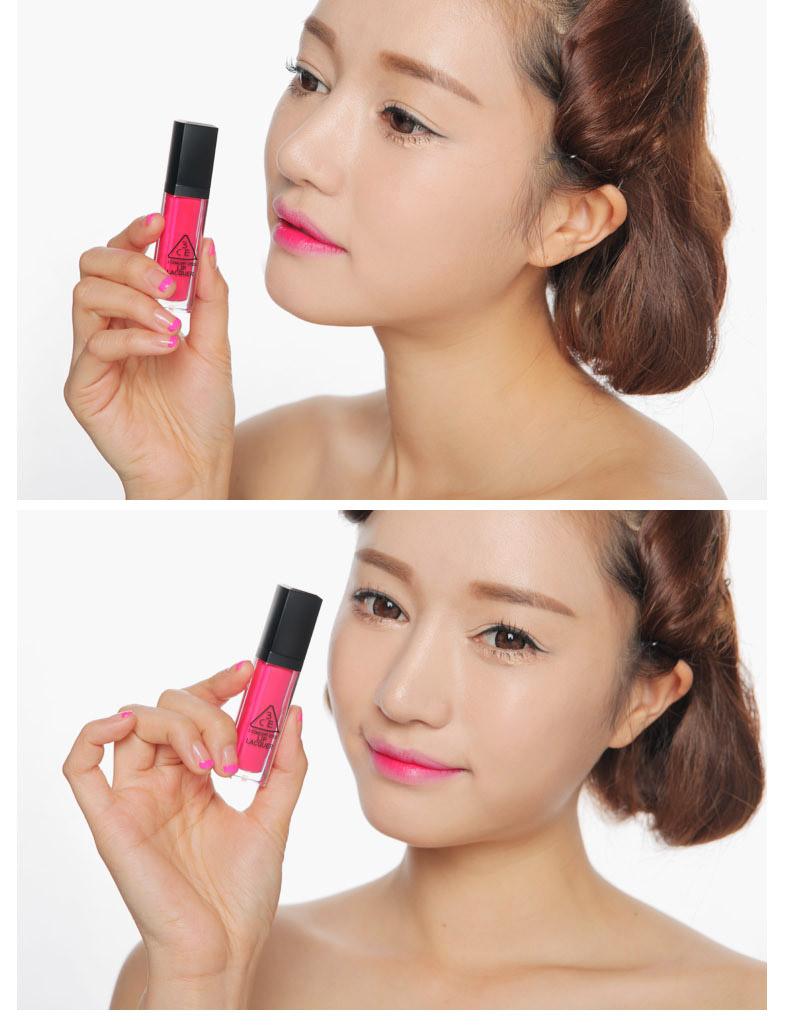 Son 3ce lip lacquer # pink boom8