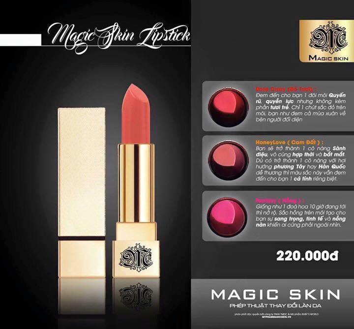 Son Magic Lipstick