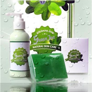 xa-phong-tam-green-tea-soap