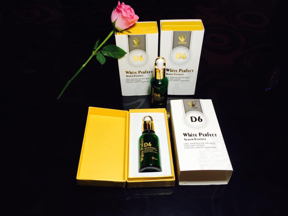White Perfect D6 Serum Essence - Giá sản phẩm: 700.000 VNĐ