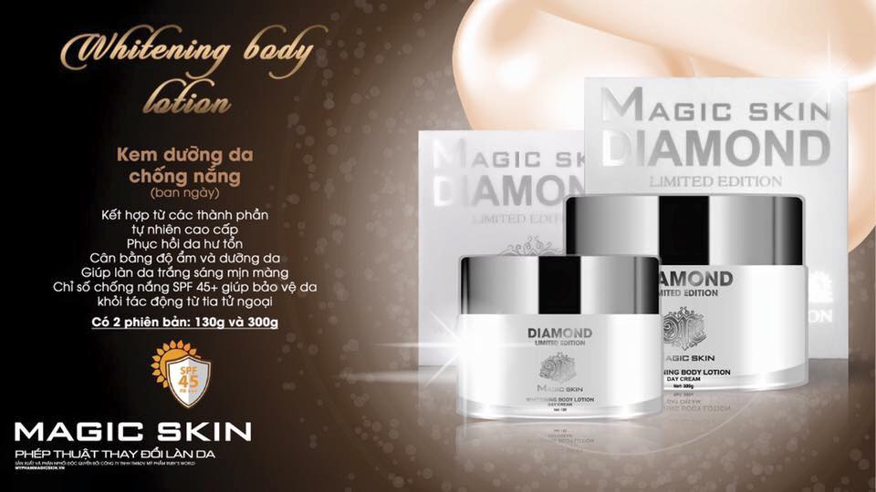Magic Skin Whitening Body Lotion