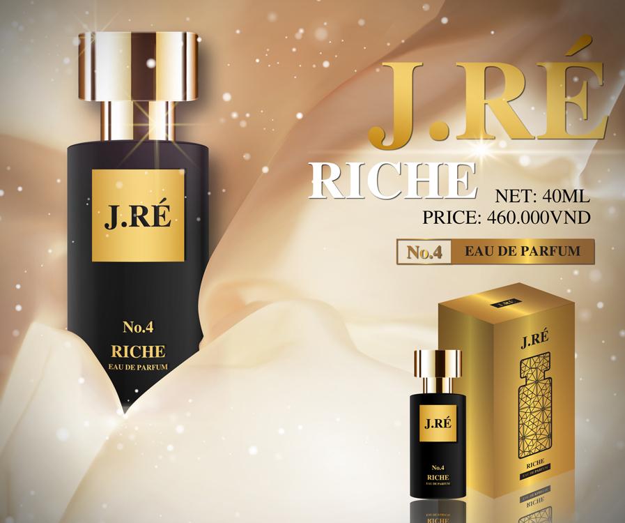 Nước hoa J.ré Riche