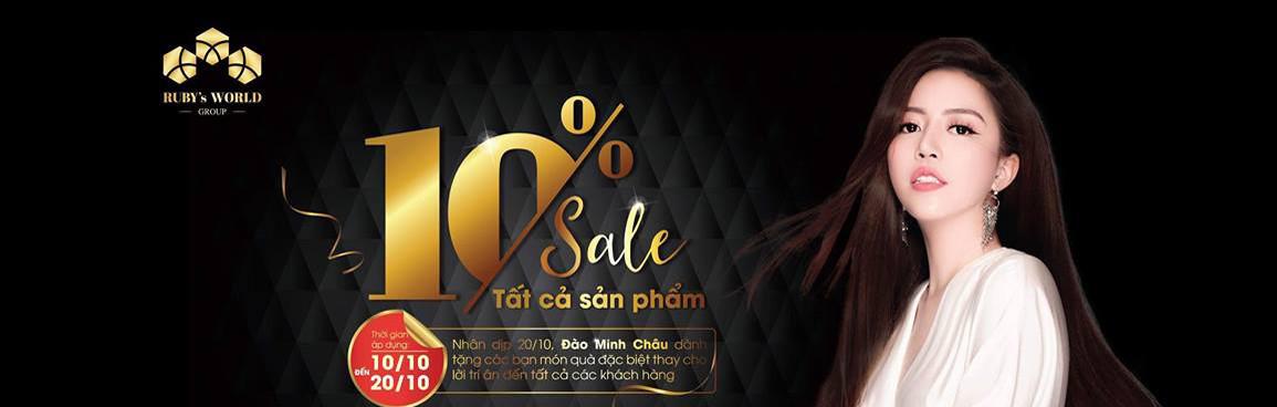 Khuyến mại giảm giá 10% tất cả các sản phẩm Magic Skin, Magic Mom
