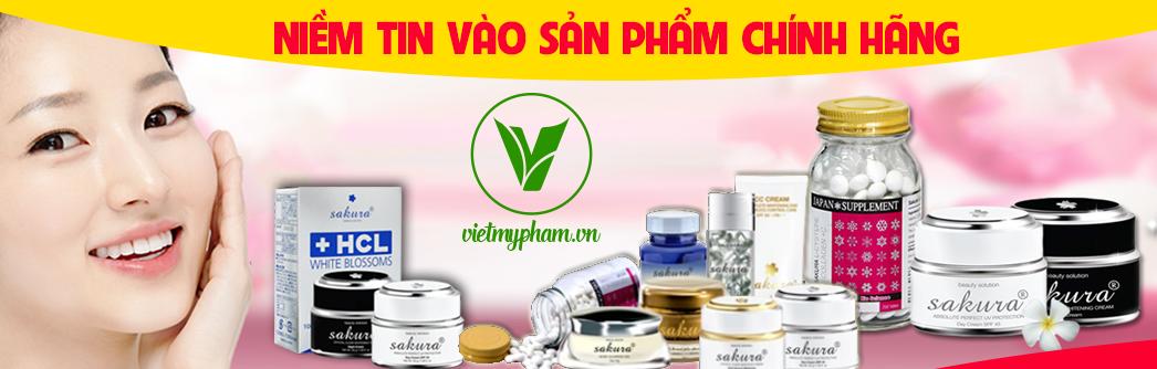 Các loại mỹ phẩm tốt nhất tại Vietmypham.vn - Ảnh 1