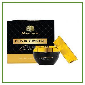Kem-duong-da-ngoc-trai-den-Magic-skin-Elixir-Crystal-Cream